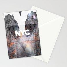 NYC - I Love New York 5 Stationery Cards