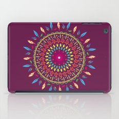 Equinox - Dark iPad Case