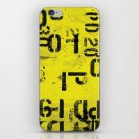 Code iPhone & iPod Skin
