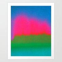 Untitled 20120502m (Abst… Art Print