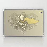 Fearless Creature: Chimpy Laptop & iPad Skin