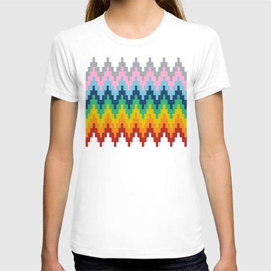 Brick Steps T-shirt