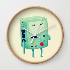 Who Wants To Play Video Games? Wall Clock