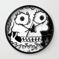 DIE TOLCHE Wall Clock