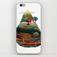 The Mountain iPhone & iPod Skin