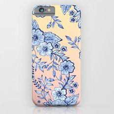 Blue Rhapsody Slim Case iPhone 6s