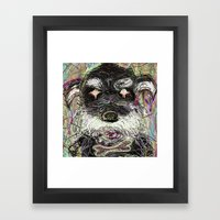 02 Framed Art Print