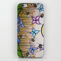 Kokum's Garden iPhone & iPod Skin