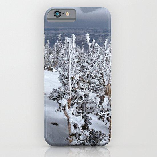 Mt Rose iPhone & iPod Case