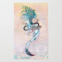 Journeying Spirit (ermin… Rug