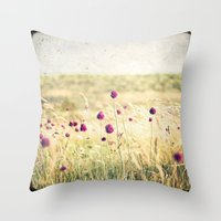 Houat #3 Throw Pillow