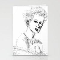 Sketch Stationery Cards