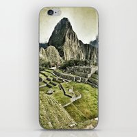 Machu Picchu, Peru iPhone & iPod Skin
