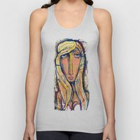Why the long face?  Unisex Tank Top