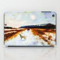 LANDSCAPE - Broadland walk iPad Case