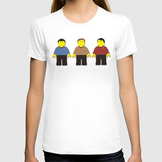 Fascinating Captain T-shirt