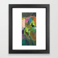 Irvanima Framed Art Print