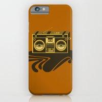 iPhone & iPod Case featuring Radio Head by Dambar Thapa