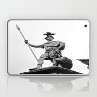 Guarding Dublin Castle Laptop & iPad Skin