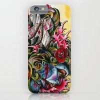 Crossed Gypsey iPhone 6 Slim Case