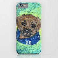 Lil' Rock Portrait iPhone 6 Slim Case