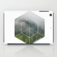 Nature elements 1 iPad Case
