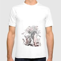 Lilith Tastes. Mens Fitted Tee White SMALL