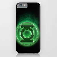 Green Lantern Spectre iPhone 6 Slim Case