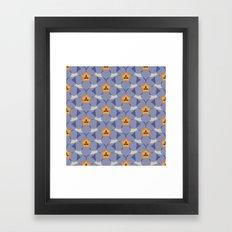 Royal Bluebell Framed Art Print