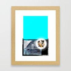 ROUGHKut#12152015 Framed Art Print