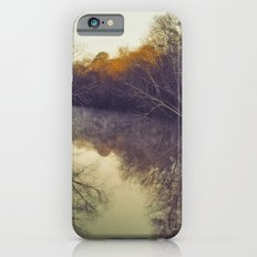 Foggy River at Dawn iPhone 6 Slim Case