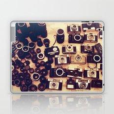 I love analogue photography Laptop & iPad Skin
