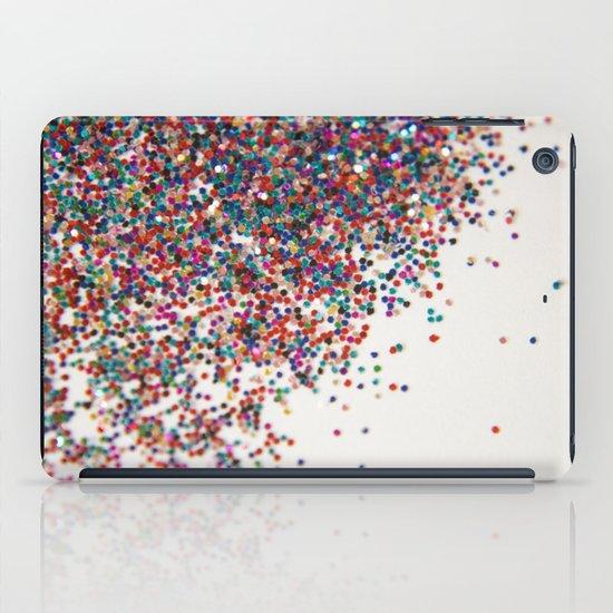 Fun II (NOT REAL GLITTER) iPad Case