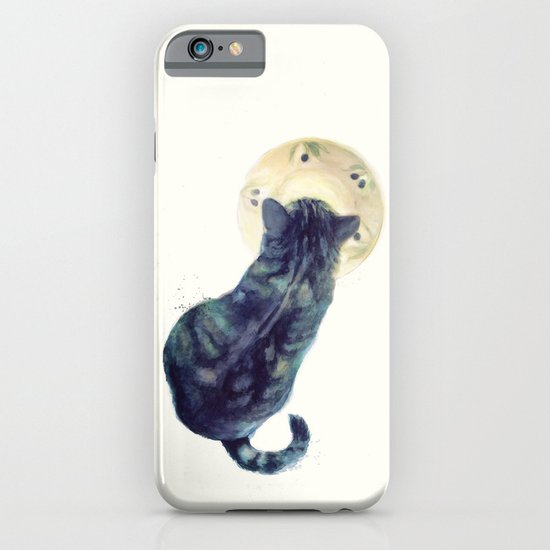 Kitten and Saucer iPhone & iPod Case