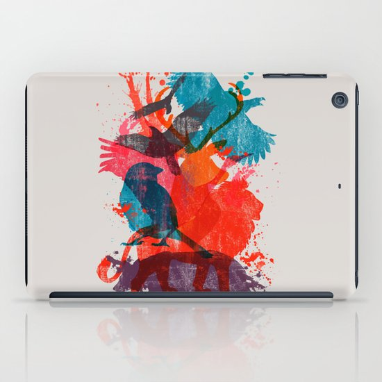 It's A Wild Thing iPad Case
