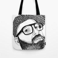 FULL MANO Tote Bag