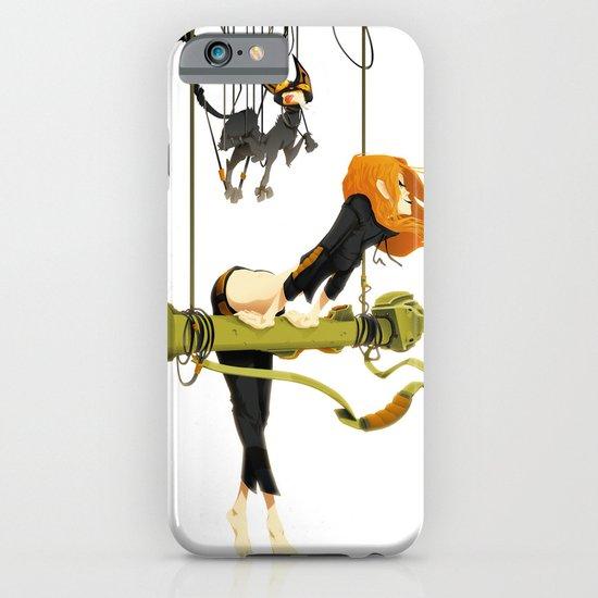 """ Lili Bazooka "" iPhone & iPod Case"