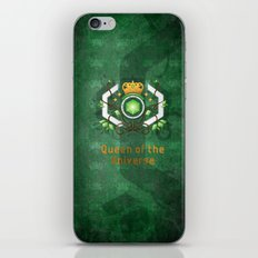 Queen of the Universe iPhone & iPod Skin