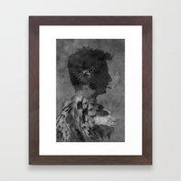 A Tribute To Alain Bashu… Framed Art Print