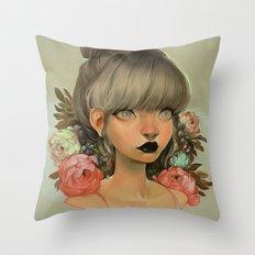 ambrosial Throw Pillow