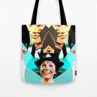 Molly Poppins Tote Bag