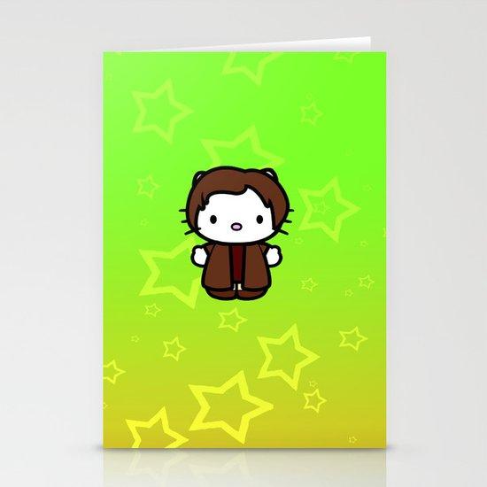 Hello Mal Stationery Card