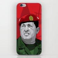 Hugo Chávez - Trinchera… iPhone & iPod Skin