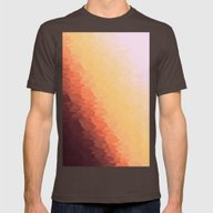 T-shirt featuring Peach Ombre by SimpleChic