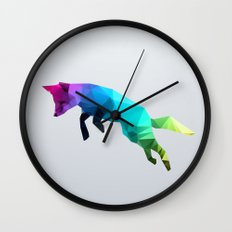 Glass Animal - Flying Fo… Wall Clock