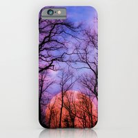 iPhone & iPod Case featuring Moonrise Canyon by Pirmin Nohr