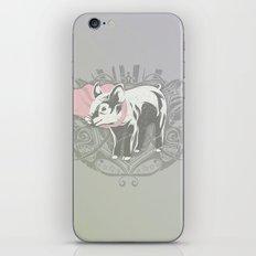Fearless Creature: Oinx iPhone & iPod Skin