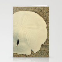 Write Your Treasures in the Sand... Stationery Cards