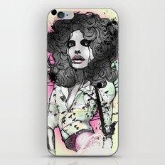 'Cause the Birds Won't Sing iPhone & iPod Skin