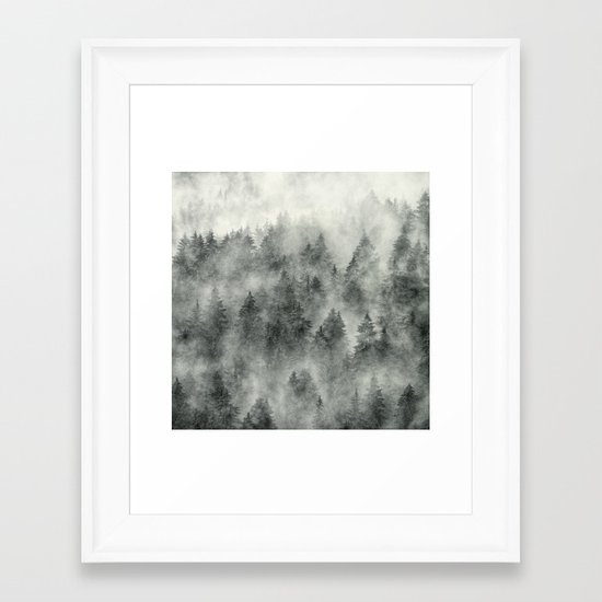 Everyday Framed Art Print